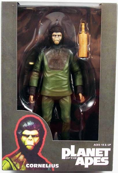 La planete des singes Cornelius front