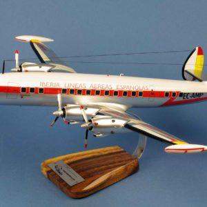 Lockheed L 1049 Super G Iberia 1