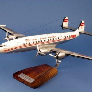 Lockheed L 1049 Super G twa