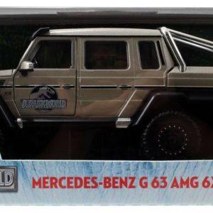 MERCEDES BENZ G63 6x6 AMG Jurassic World 2015