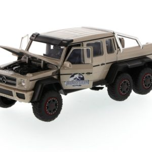 MERCEDES BENZ G63 6x6 AMG Jurassic World 2015b