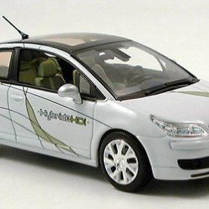 NOREV C4 hybrid HDI balance