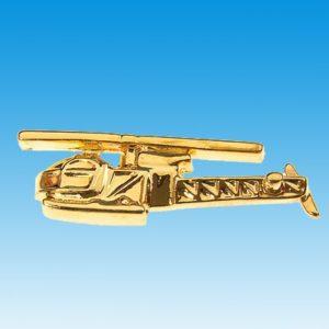 Pin Alouette II