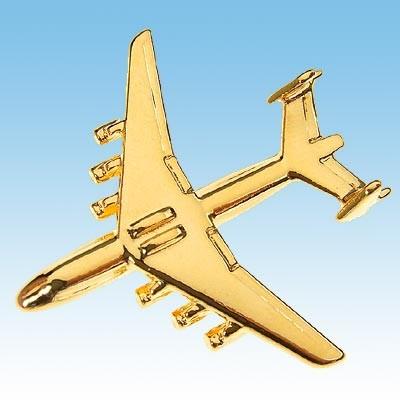 Pin Antonov 124