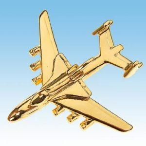 Pin Antonov 124 Buran