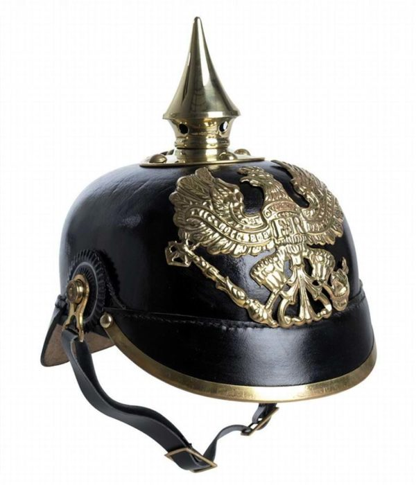 Prus helmet