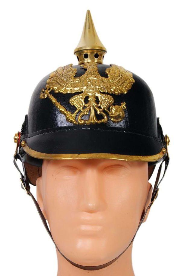 Prus helmetd