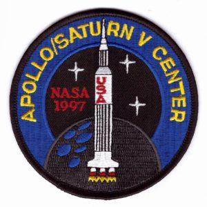 Saturn V Center patch