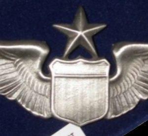 USAF Senior Pilot