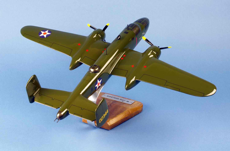 Maquette Avion Bombardier B-25B Mitchell Tokyo Raid Doulittle 1/42