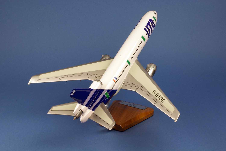 Maquette avion Douglas DC-10-30 UTA