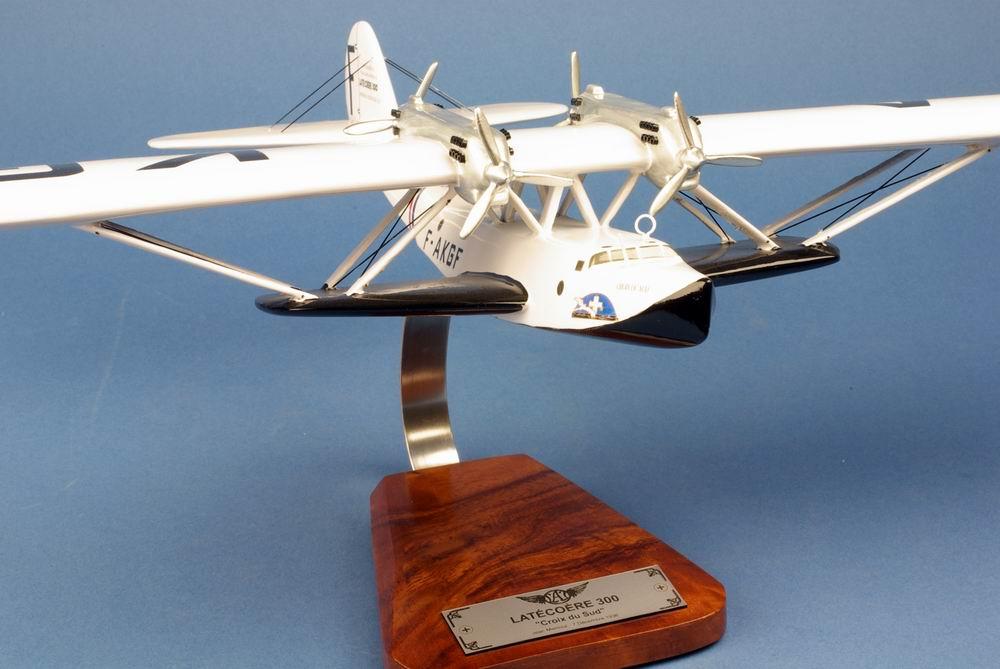 Maquette hydravion Latécoère Laté300 Croix du Sud