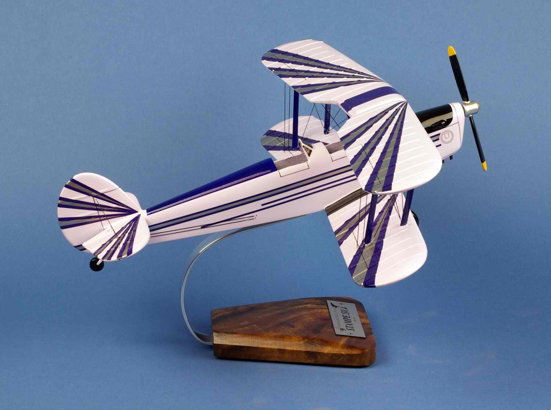 maquette de l'avion StampeSV4