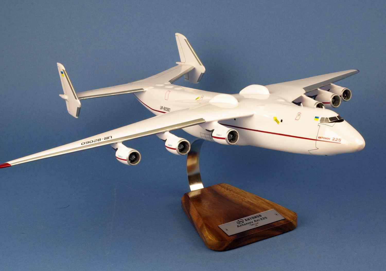 maquette avion russe Antonov AN225 Mriya