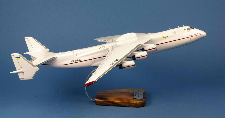 maquette avion AntonovAN225 Mriya