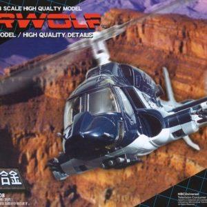 aoshima airwolf supercopter normal