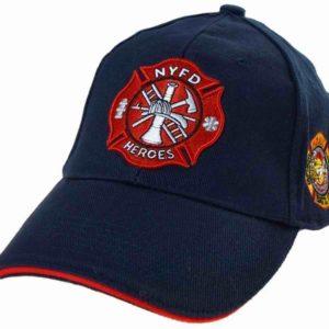 baseball cap NYFD
