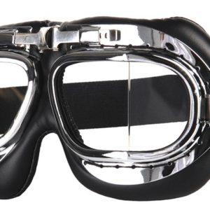 lunette de vol chrome