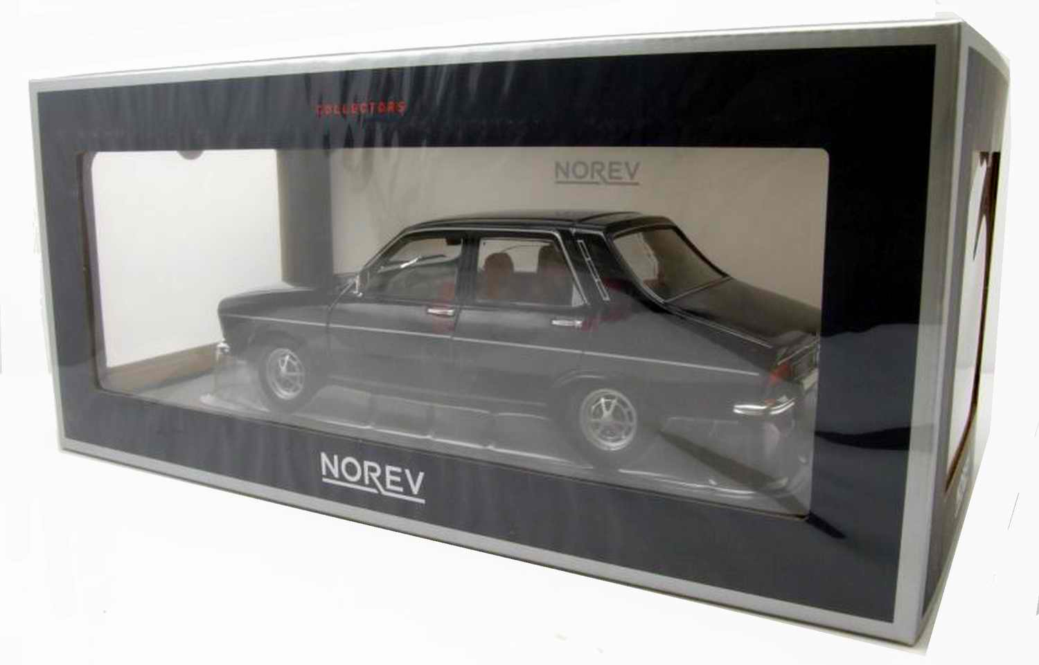 Voiture R12 Miniature RENAULT 12 TS Norev 1/18