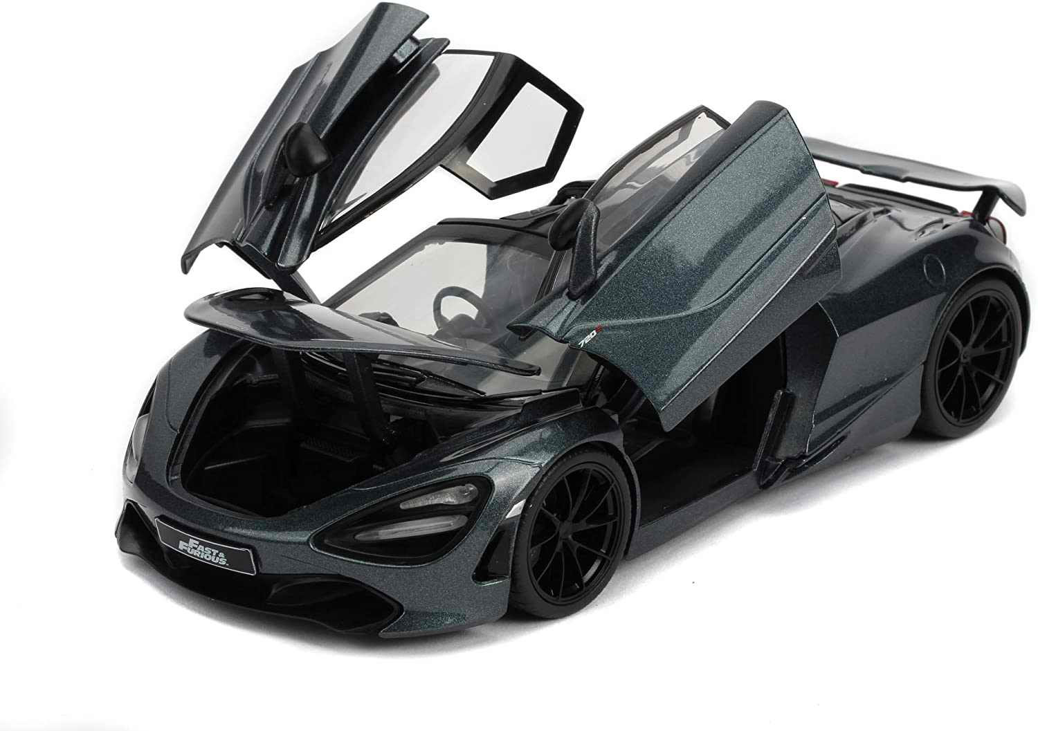 MCLAREN 720S FAST AND FURIOUS HOBBS AND SHAW 2019 Voiture de Collection au 1/24